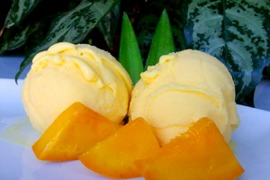 Helados de Mango